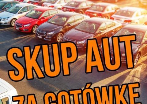 Skup aut Warszawa i okolice - Darmowy dojazd